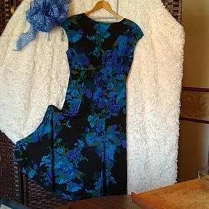 Jones of New York Maxi Dress...Sz 6